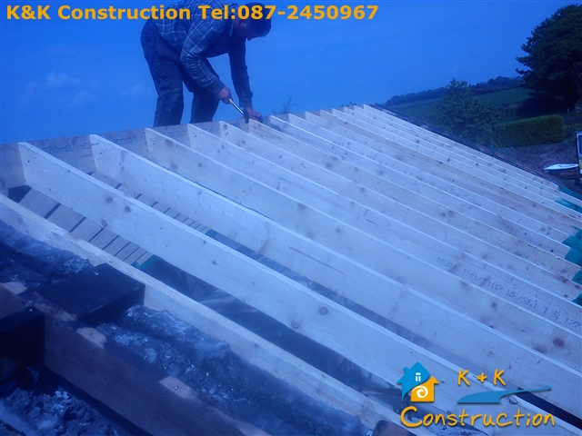 Home Repairs Cork with K&K Construction Tel:087-2450967