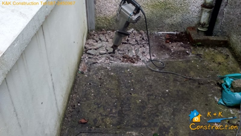 SSubsidence Repairs Specialist Cork with K&K Construction Tel:087-2450967
