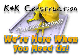 Sewer Pipe Replacements Cork with K&K Construction Tel:087-2450967.
